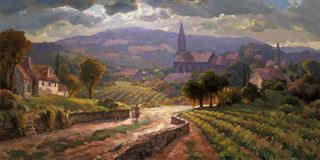 Picture of Alsace Morning