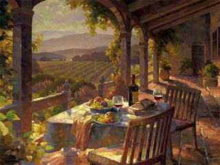 Picture of Wine Country Afternoon