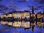 Picture of Honfleur Harbor