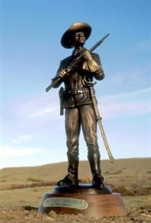 Picture of Buffalo Soldier