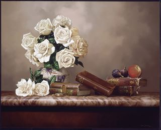 Picture of White Roses and Classics