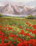 Picture of Meadow of Poppies, In Search of OZ