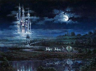 Picture of Moonlit Castle