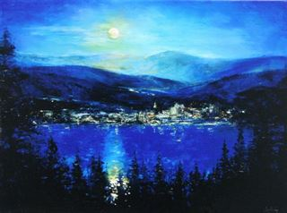 Picture of Coeur d'Alene Enchantment