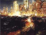 Picture of City Lights, New York City