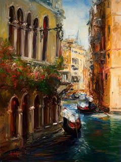 Picture of Streets of Venice