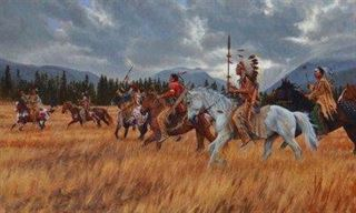 Picture of Black Hills War Path - Lakota
