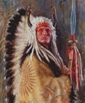 Picture of Black Rock, A Two Kettle Chief