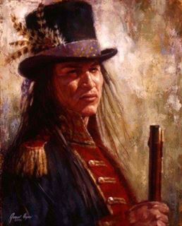 Picture of Civilized Warrior - Lakota