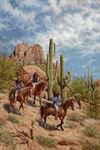 Picture of Marauders of Pinnacle Peak - Apache