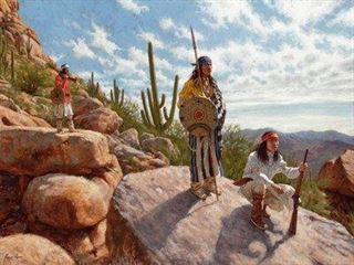 Picture of Sentinels of the Sonoran Desert - Apache