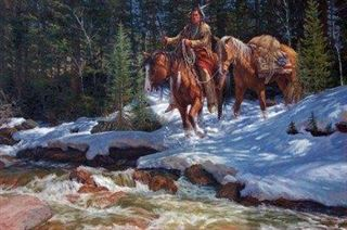 Picture of The Shortcut - Blackfeet