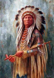 Picture of Tatanka Iyotake - Sitting Bull