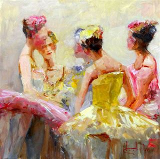 Picture of Ballerinas