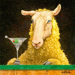 Picture of Sheep-Faced on Martinis