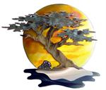 Picture of Cypress Sunset (Small)