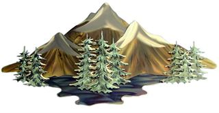 Picture of Little Peaks (Copper)