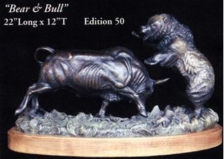 Picture of Bear & Bull