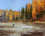 Picture of The Babine River