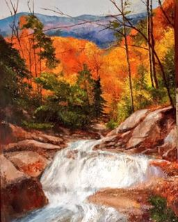 Picture of Falling Waters