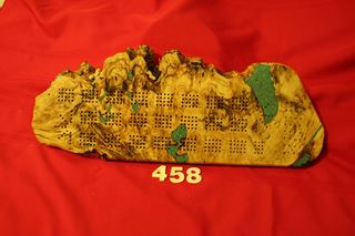 Picture of #458 Cribbage Board